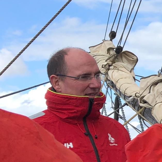 Bestyrelsesmedlem Tom Christian Paulsen
